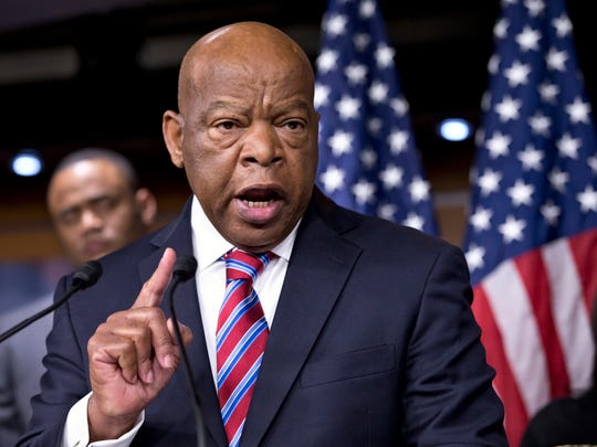 U.S. Rep. John Lewis, D-Ga., in a 2013 file photo.