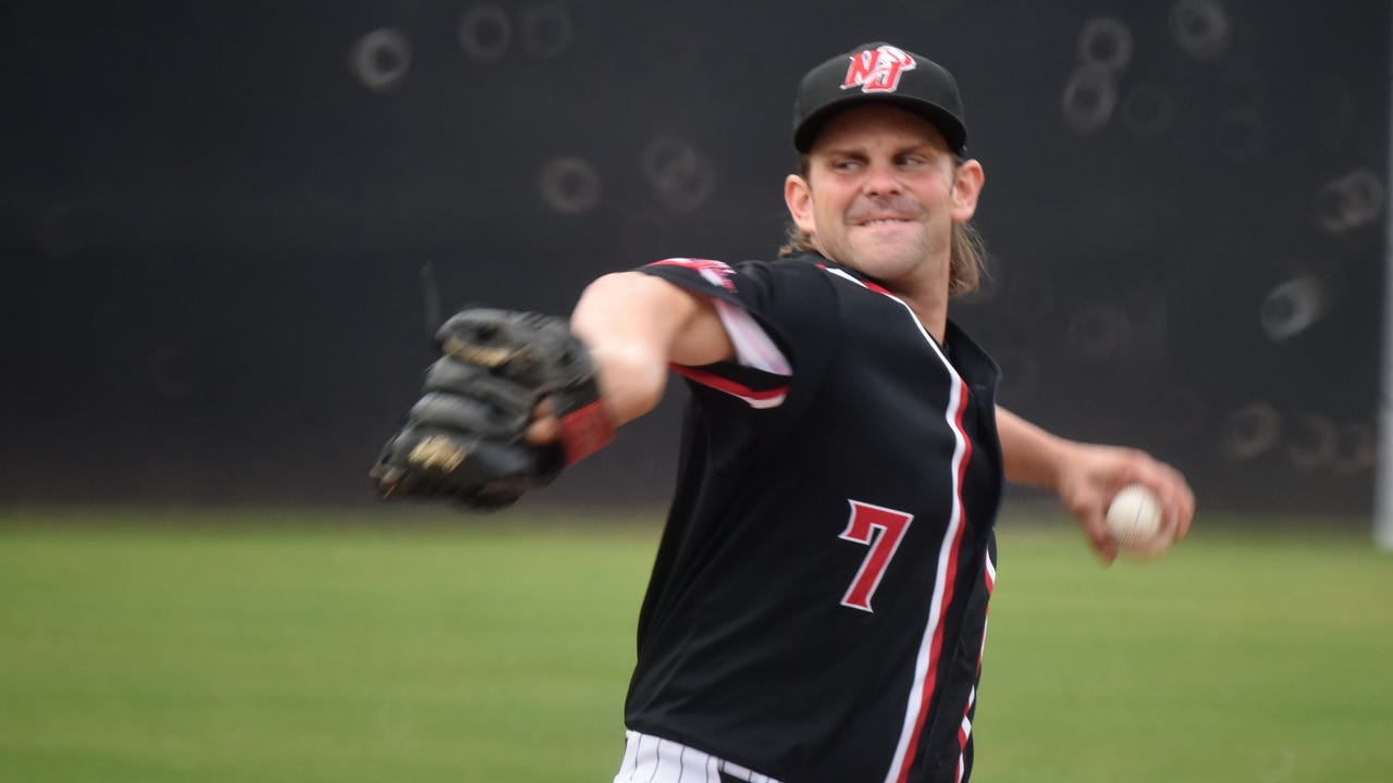 Isaac Pavlik of the New Jersey Jackals talks about playing competitive baseball.