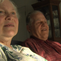Couple married 50 years have never seen each other