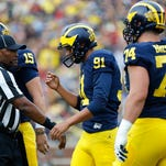 Former U-M P/K Kenny Allen just waiting for a chance