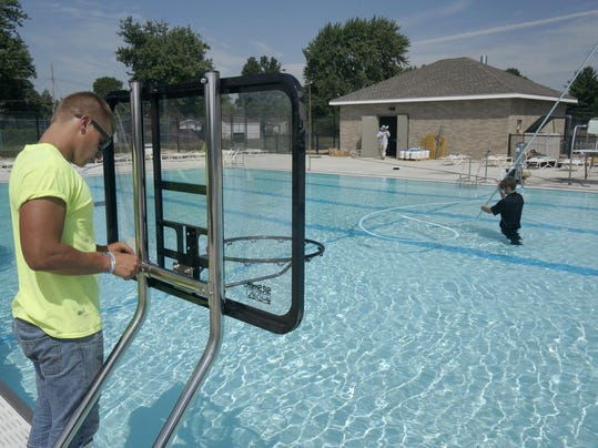 livonia s clements circle pool reopening saturday