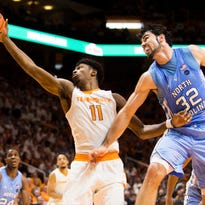 Tough to gauge how good Vols are after close loss to UNC