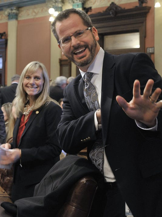 Michigan Lawmakers Investigation