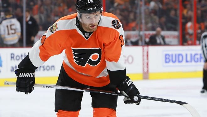 The Flyers are expecting to get Sean Couturier back for the final two games of 2016.