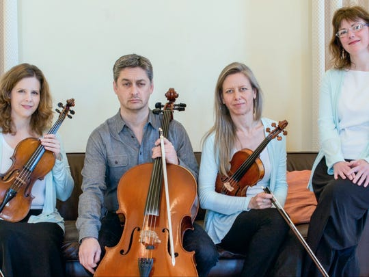 The Northern Third Piano Quartet performs Saturday at Brandon Music.