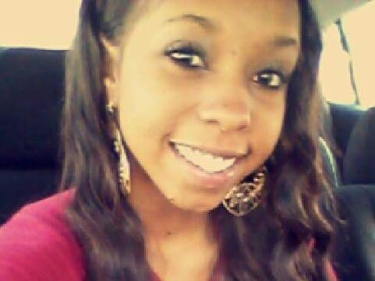 Candace Pickens, 23, was found dead May 12 in Jones Park.
