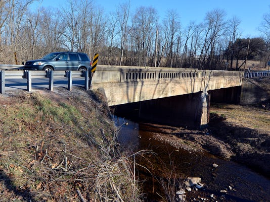 Plans to replace bridges in Conewago Twshp.