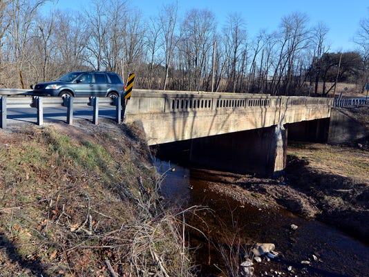 Plans to replace bridges in Conewago Twshp.