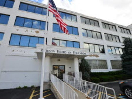 Paterson Board of Education offices