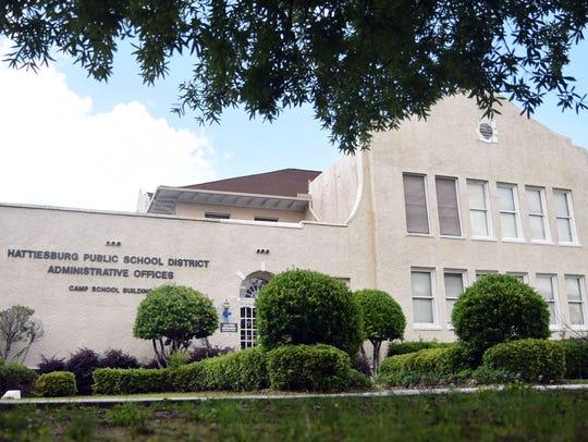 Two Hattiesburg Public School District schools have