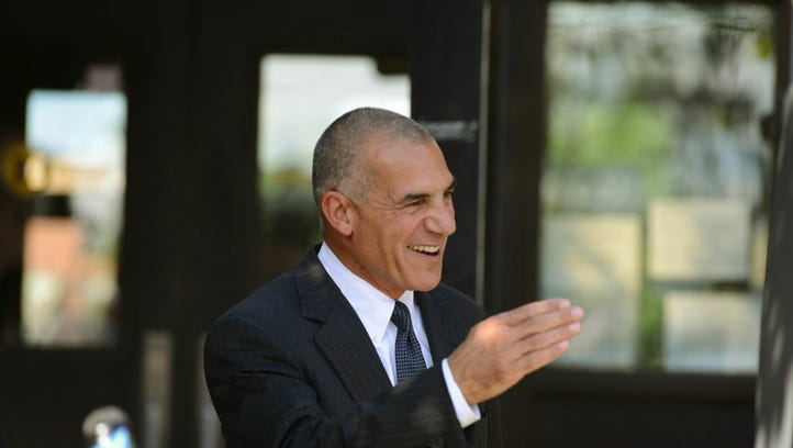 Republican Governor candidate Jack Ciattarelli explained