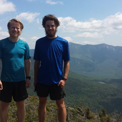 App trail hikers