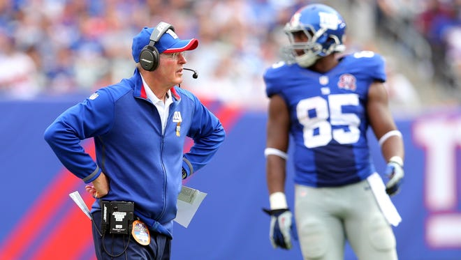 Giants head coach Tom Coughlin set the tone for the win against Houston with laid-back practices this week.