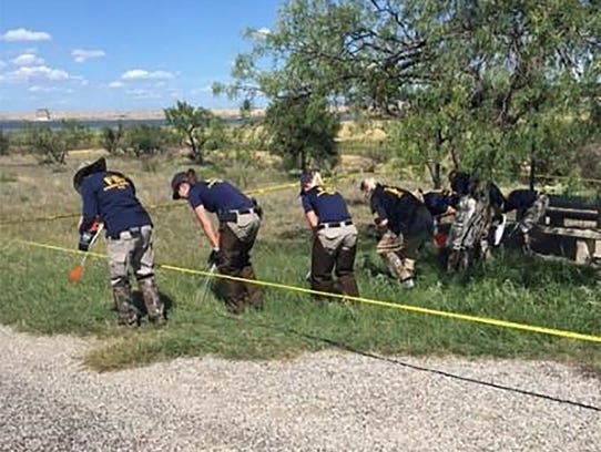 """JUNE 22: Law-enforcement announced they had new evidence in a 29-year-old double homicide of teens Sally McNelly and Shane Stewart. The evidence was collected June 12 during a search of a home belonging to John Cyrus Gilbreath, 47, of San Angelo. During the search, investigators found personal writings """"specific to the criminal offense of murder"""" that included the names of McNelly and Stewart, and Gilbreath was in possession of """"biological substances that constitute potential evidence of a double homicide,"""" according toa search warrant affidavit. The pair were killed July 4, 1988,and their skeletal remains were found days apart that November near Twin Buttes Reservoir. The case has been featured on several nationally syndicated television shows in an effort to advance the investigation."""