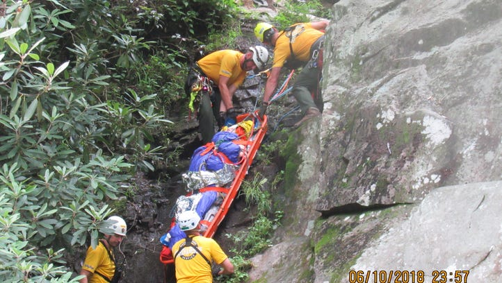 Smokies Search and Rescue team gears up for busiest rescue season of the year, summertime