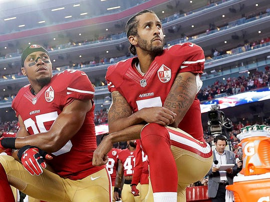 AP 49ERS REID PROTEST FOOTBALL S FBN FILE USA CA