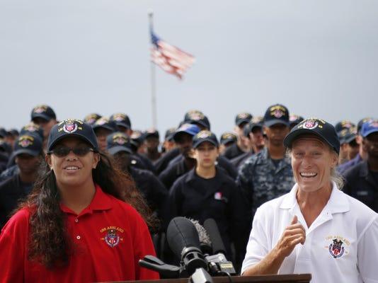 Japan Lost at Sea Rescued