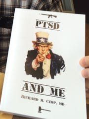 """Dr. Richard Czop wrote """"PTSD and Me"""" about his experiences"""