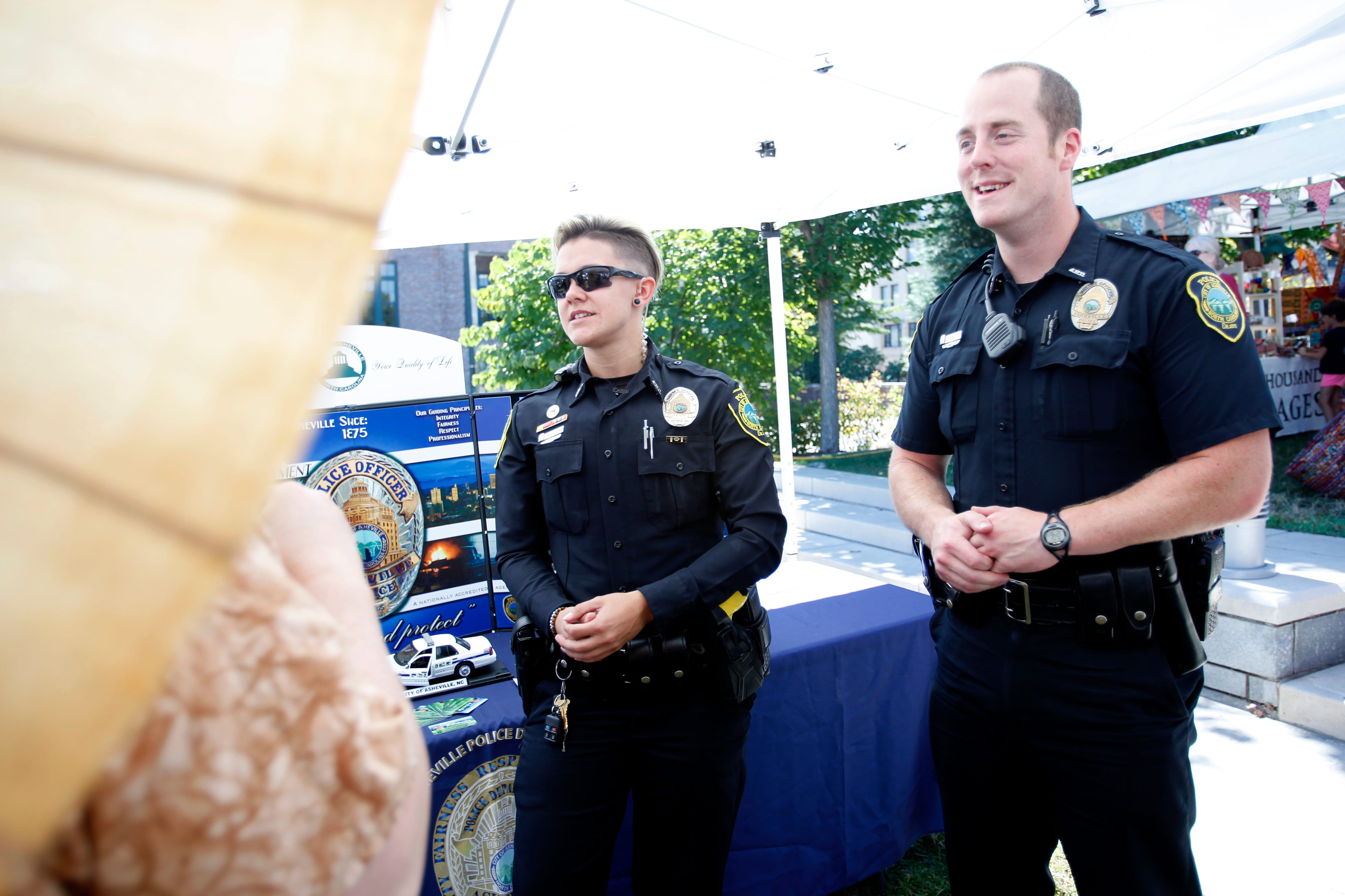 Find a police officer