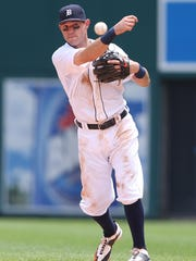 Detroit Tigers second baseman Ian Kinsler got his strong work ethic from his father Howard.