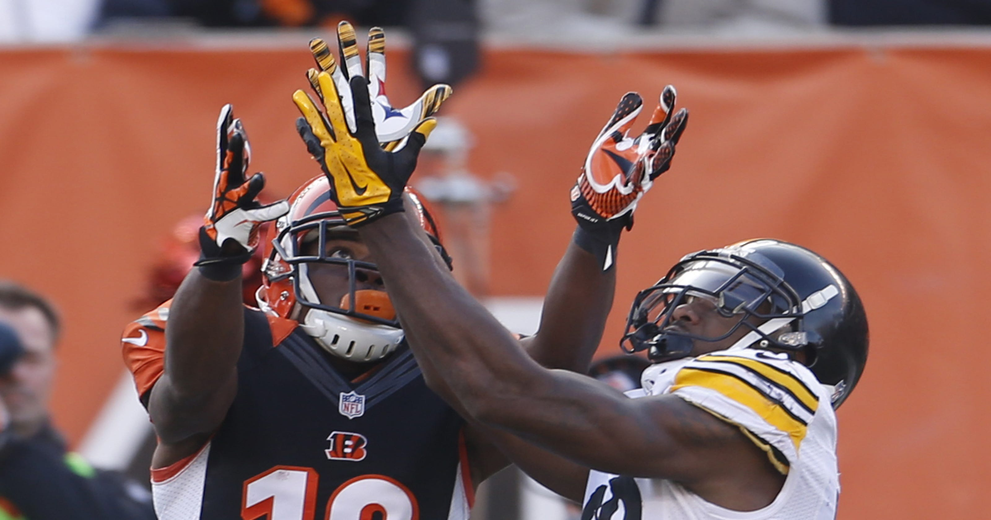 6118d3c8452 Bengals implode in fourth quarter against Steelers