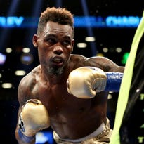 Jermell Charlo retains title against Charles Hatley with spectacular KO