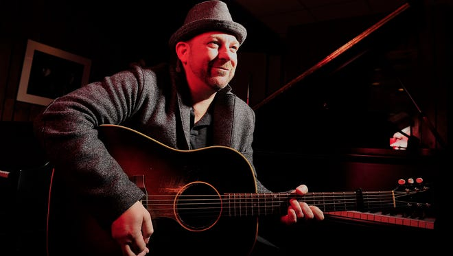 """When you play these songs, it makes you feel better,"" Kristian Bush says of his new album, ""Southern Gravity."""