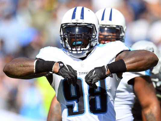 USP NFL: OAKLAND RAIDERS AT TENNESSEE TITANS S FBN USA TN
