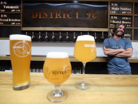 District 96 Beer
