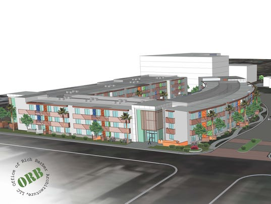 The Standard 3-D rendering