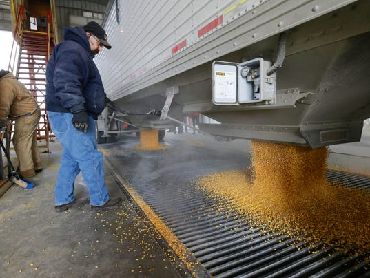 OIl Collapse Ethanol