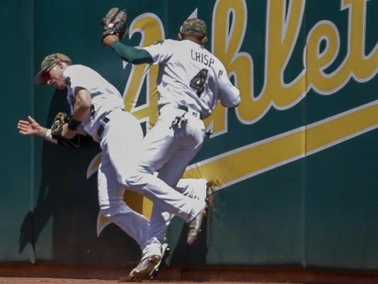 Twins Athletics Baseball