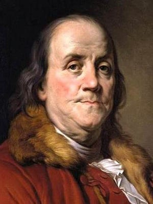 Ben Franklin: Father of home improvement.