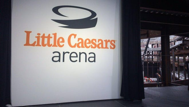 The name was unveiled Thursday at the site of the future arena just north of downtown