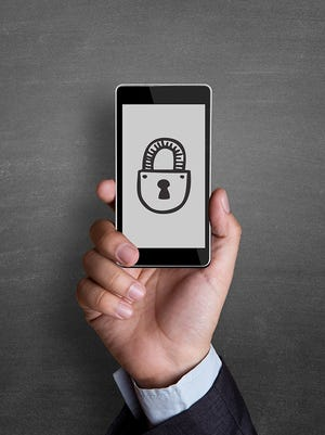 Employers should make sure all devices used by employees are encrypted and password protected.