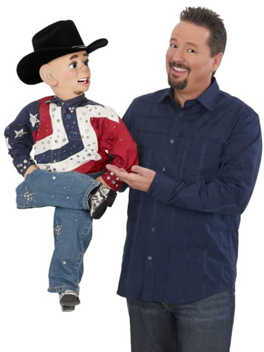 Terry Fator will perform at 8 p.m. Saturday at the York Fair.