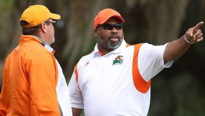 Marvin Green, FAMU's golf coach, has been named to Milton Overton's executive staff.
