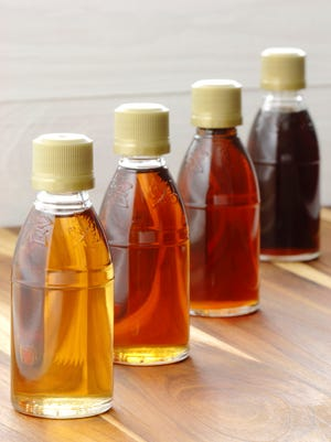 Grading standards for maple syrup have been revised to match international standards, the U.S. Department of Agriculture said Wednesday
