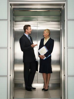 """Perfect your """"elevator pitch,"""" so you can describe your business quickly and succinctly."""