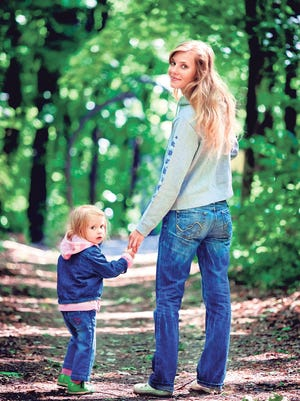 The many wonders of a walk: How often do you get outdoors with your children?