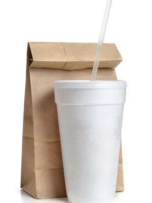 What's in your fast-food bag? Something you trust?