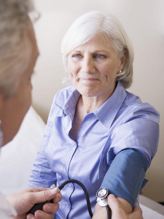 Blood-Pressure-screening