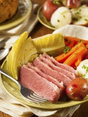 We offer two recipes for homemade corned beef and cabbage. One made on the stove, the other in a slow cooker. Sláinte!