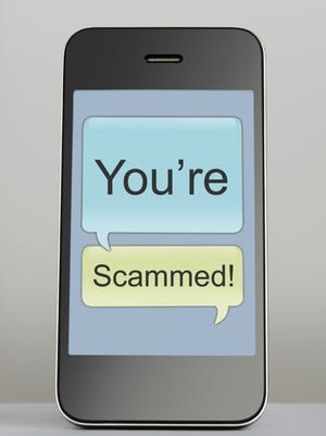 Freedom High School families are on alert after people related to students were targeted in a recent phone scam.