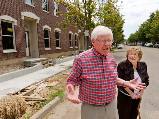 LAF Bangert: Centennial neighborhood's big-money bet on itself pays off