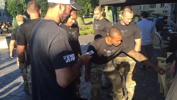 Money raised could be used for new RPD SWAT training facility.