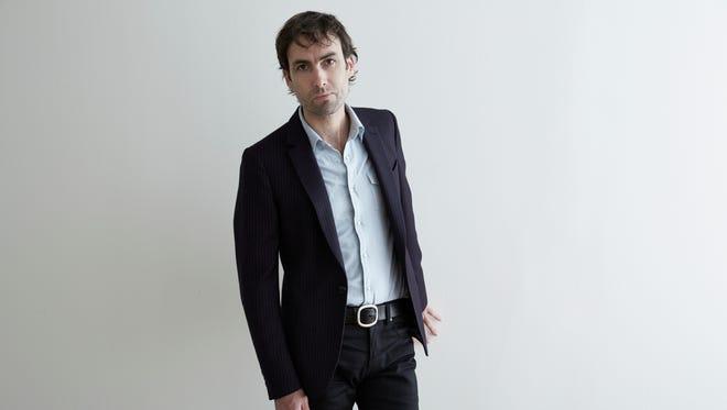 Andrew Bird headlines the Orange Peel on Sept. 13.