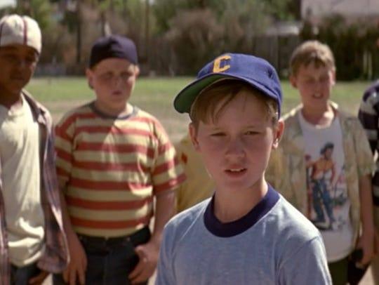 Tom Guiry played Scotty Smalls.