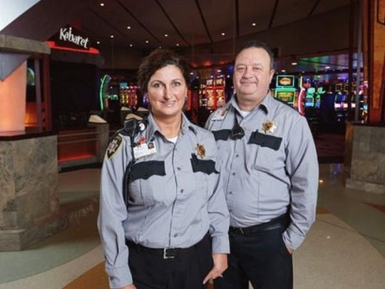 Casino security staff are watching for more than just card counters and cheats.