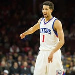 The Sixers traded point guard Michael Carter-Williams to the Bucks on Thursday.